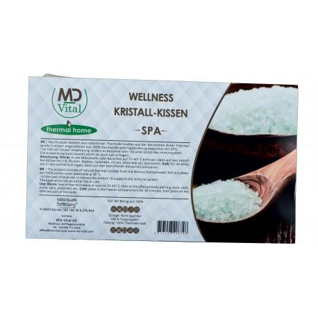 Wellness Kristall Kissen