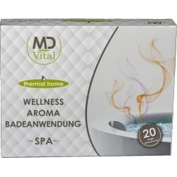 Wellness Aroma Badeanwendung
